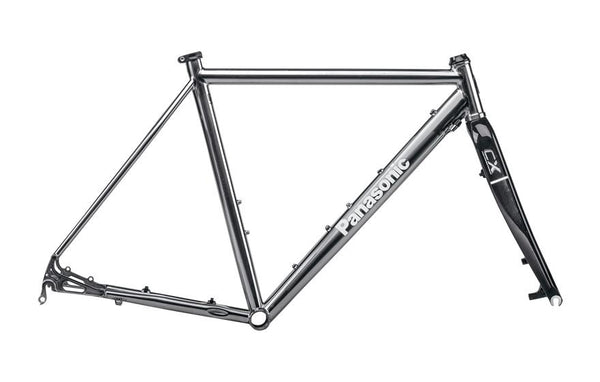 Panasonic FCXTD01 CX Titanium Disc Brake Frame