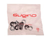SUGINO NJS Steel Chainring Fixing Bolts & Nuts #401 SG75