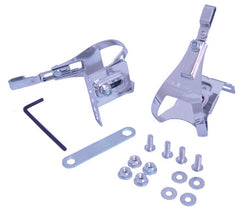 MKS Adjustable Toe clips