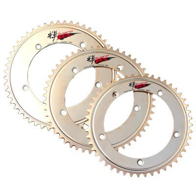 SUGINO SUPER ZEN144 S3 Coating Chainring - alex's cycle