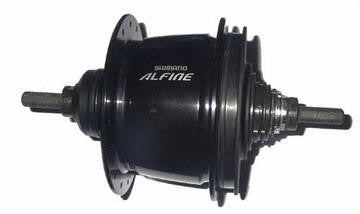 Shimano Alfine SG-S501 8 Spd Disc Brake Compatible Hub - alex's cycle