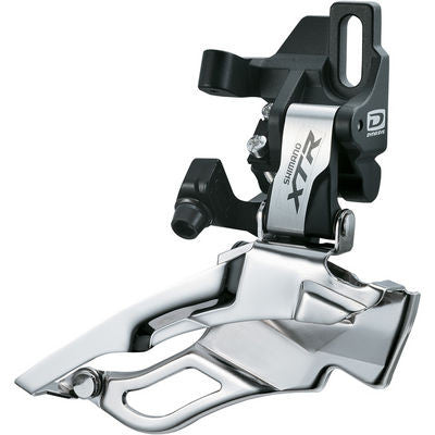 Shimano XTR FD-M981-D Triple Down Swing Front Derailleur Direct Mount - alex's cycle