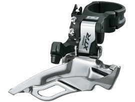 Shimano XTR FD-M981 Down-Swing Front Derailleur 3x10 speed - alex's cycle