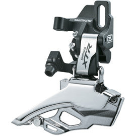 Shimano XTR FD-M986-D 10-speed Double Front Derailleur  Direct-Fit - alex's cycle