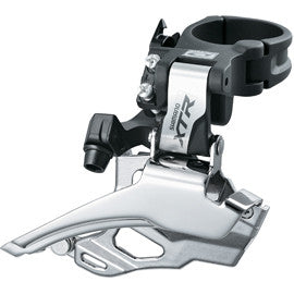 Shimano XTR FD-M986 10-speed Double Front Derailleur - alex's cycle