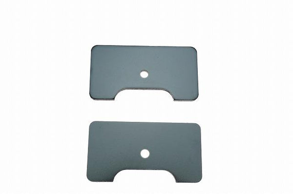 Dia-Compe BLACK Pista Rear Brake Plate Set