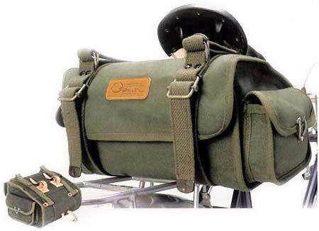 Saddle & Rear Bags