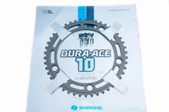 NOS SHIMANO DURA-ACE 10mm Pitch Track Chainring 46T
