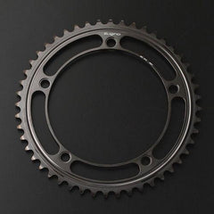 SUGINO SUPER MC144 Black S3 Coating Chainring