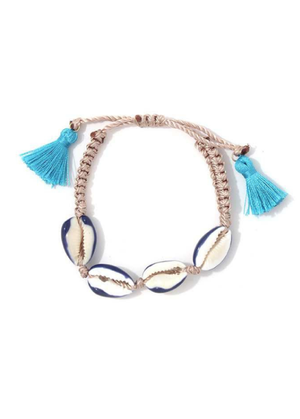 Beach Day Puka Bracelet