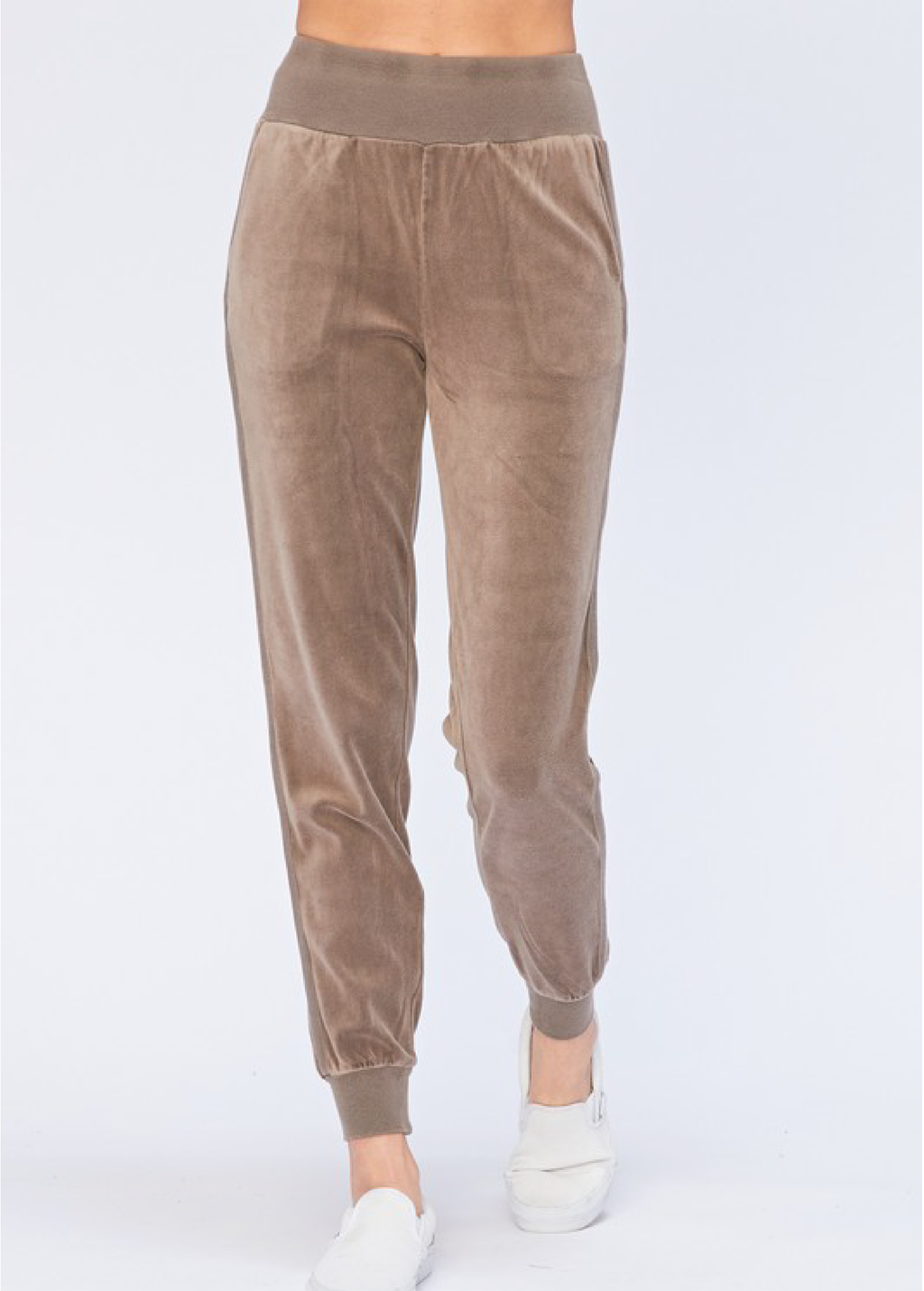 Morning Coffee Lounge Pants in Cinnamon