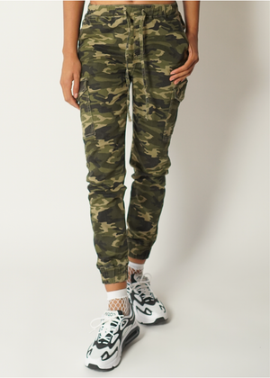 Brooklyn Camo Pants - shop dwntwn
