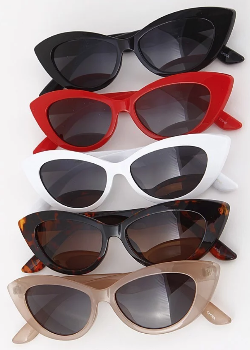 Classic Cat Eye Sunnies