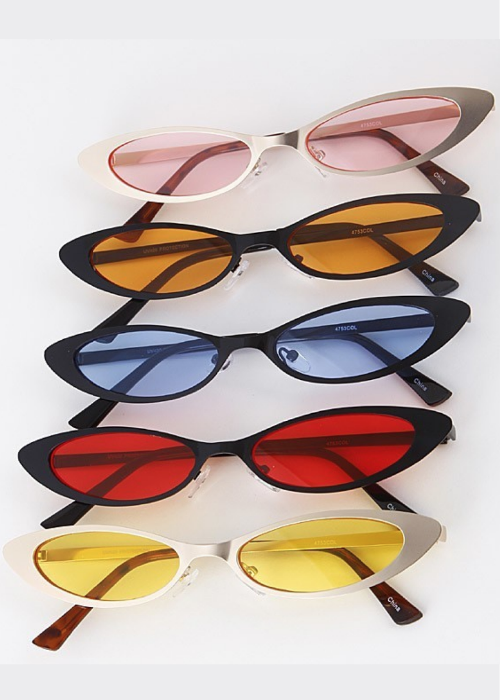 Cool Contrast Sunnies - shop dwntwn