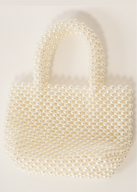 French Pearl Bag