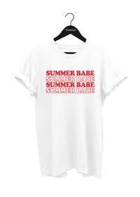 Summer Babe Graphic Tee