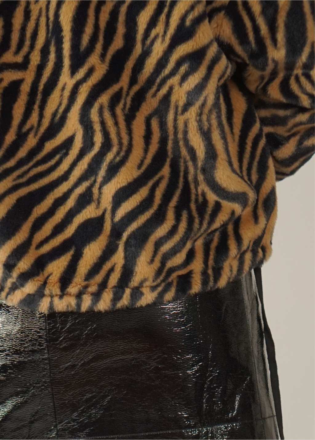 Tigre Faux Fur Jacket