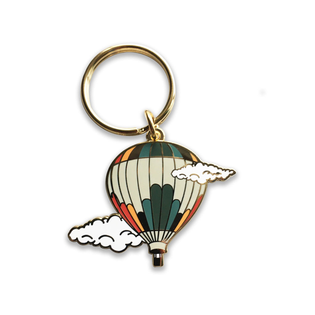 Up, Up, & Away Keychain