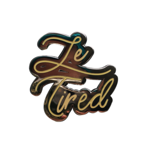 Le Tired Pin
