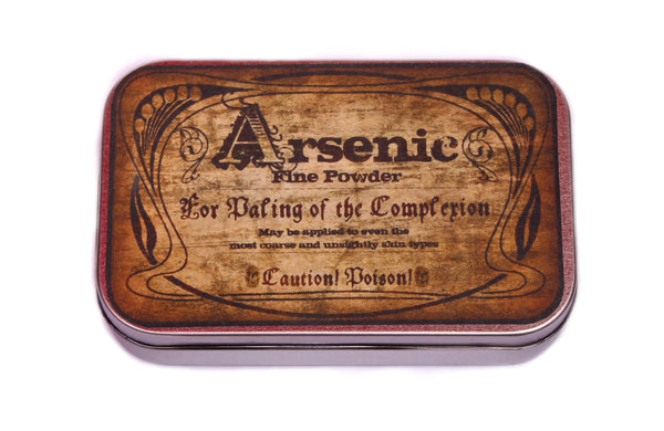 Arsenic - Stash Box