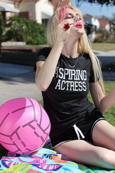 Aspiring Actress T-shirt