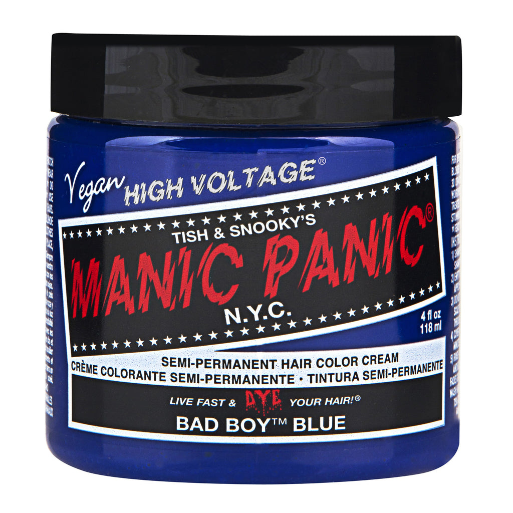Bad Boy Blue - Manic Panic