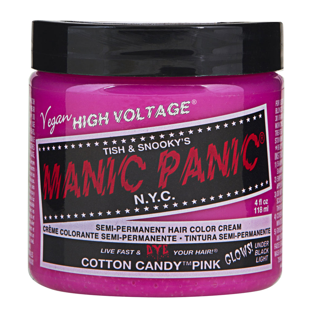 Cotton Candy Pink - Manic Panic