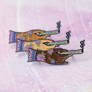 Snarky Hand Joint Pin