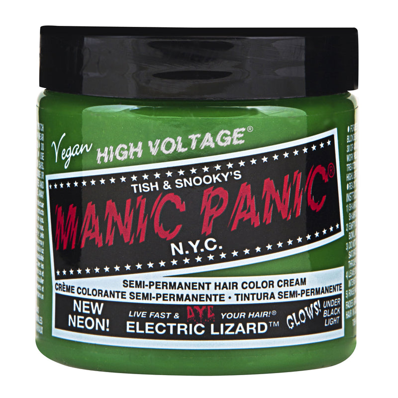 Electric Lizard - Manic Panic