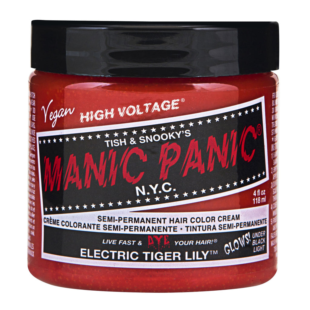 Electric Tiger Lily - Manic Panic
