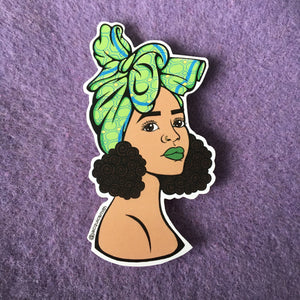 Janelle Sticker