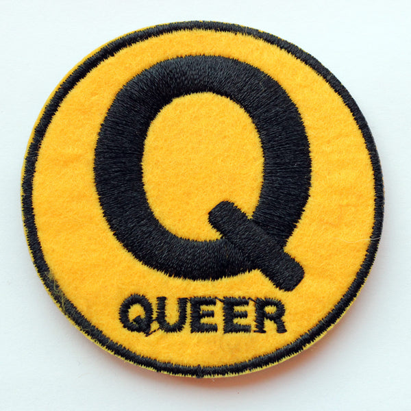 Queer Subway Patch