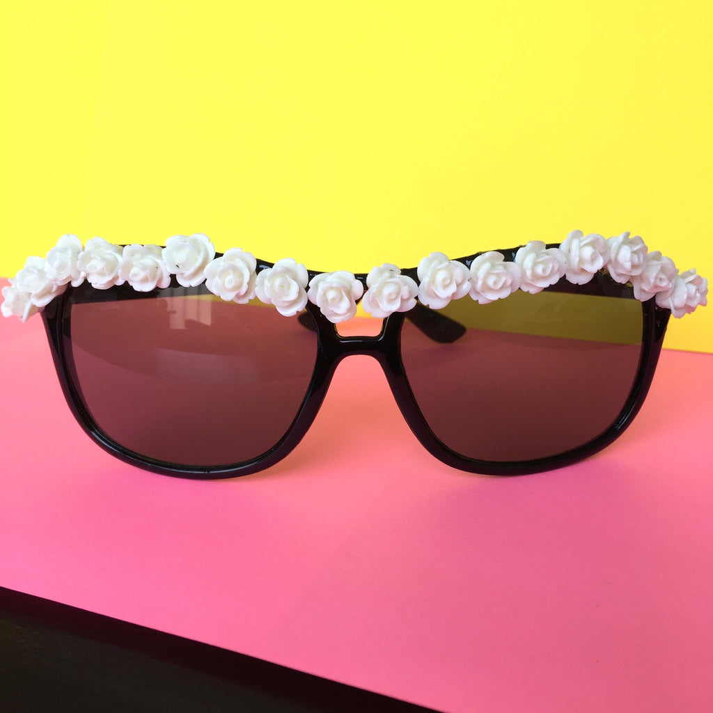 White Rose Sunnies