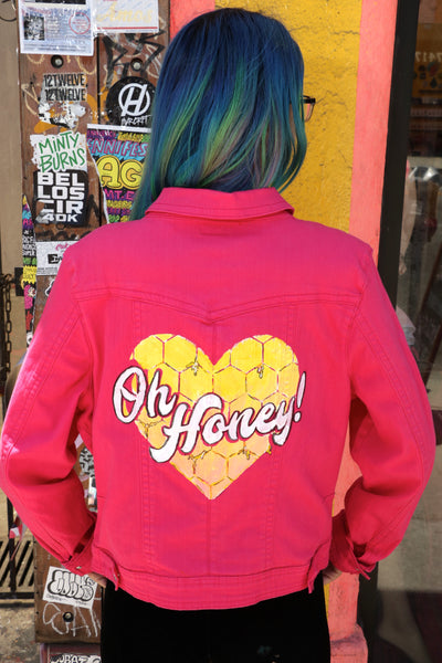 Oh Honey Jacket