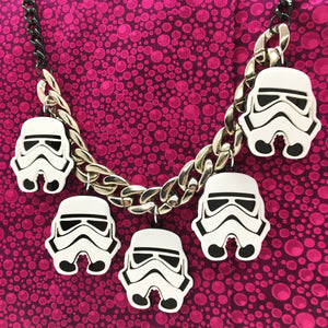 Storm Trooper Necklace