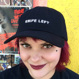 Swipe Left Hat