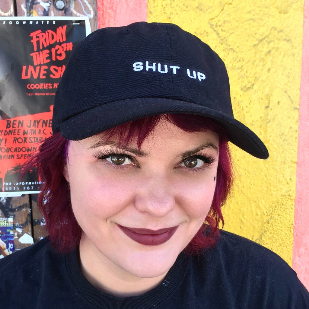 Shut Up Hat