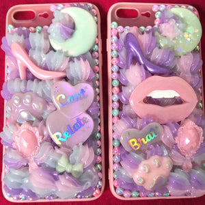 Kawaii Phone Case - iPhone 7+/8+