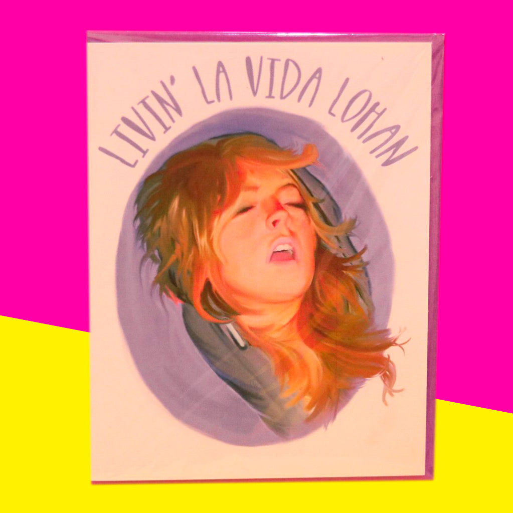 Lindsay Birthday Card