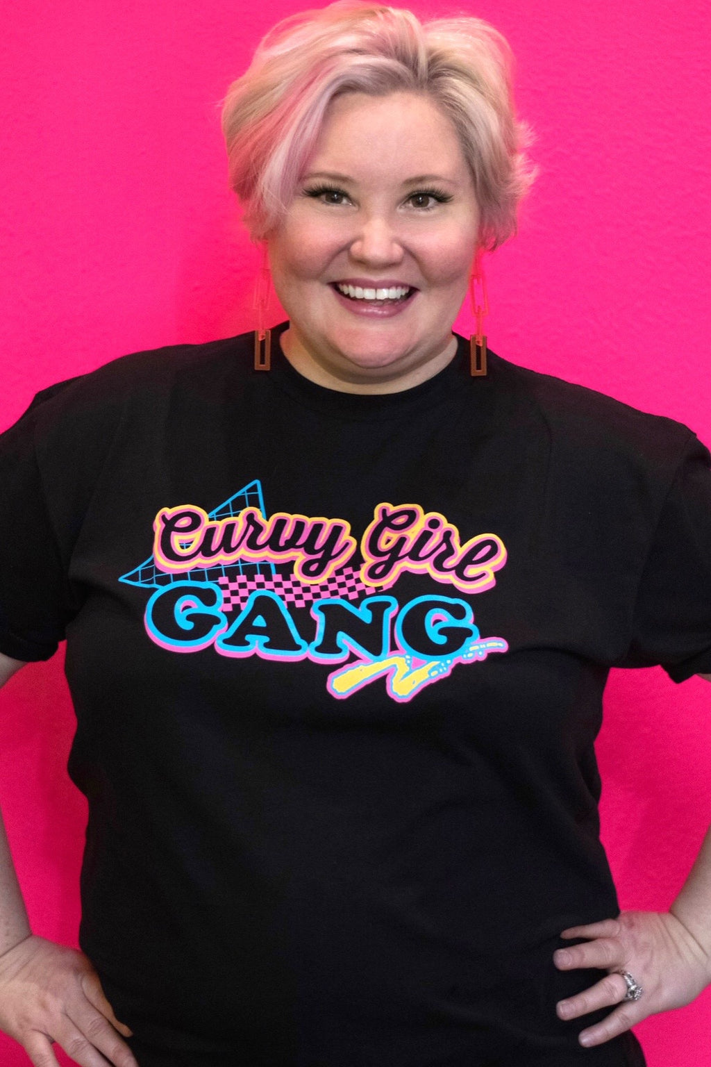 Curvy Girl Gang Tee