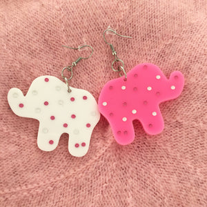 Mother's OG Circus Animal Earrings