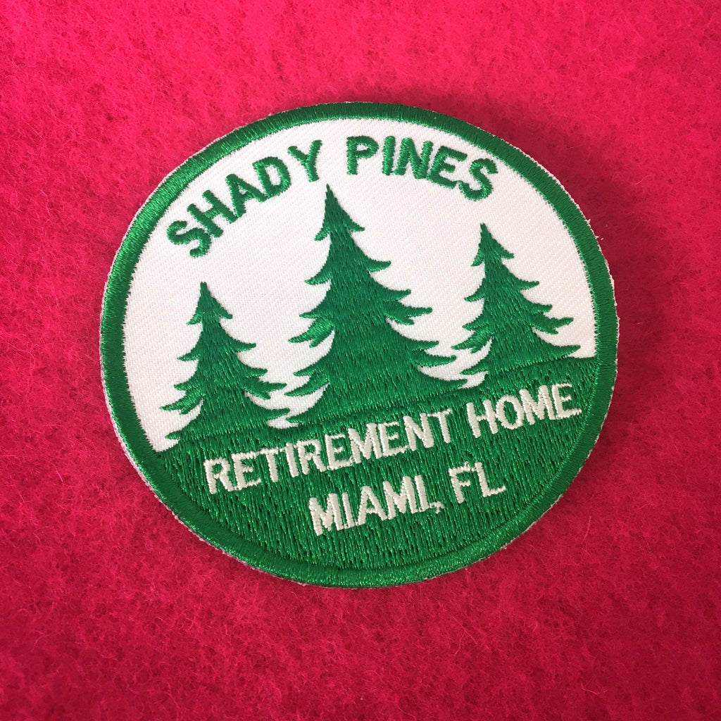 Golden Girls Shady Pines Patch