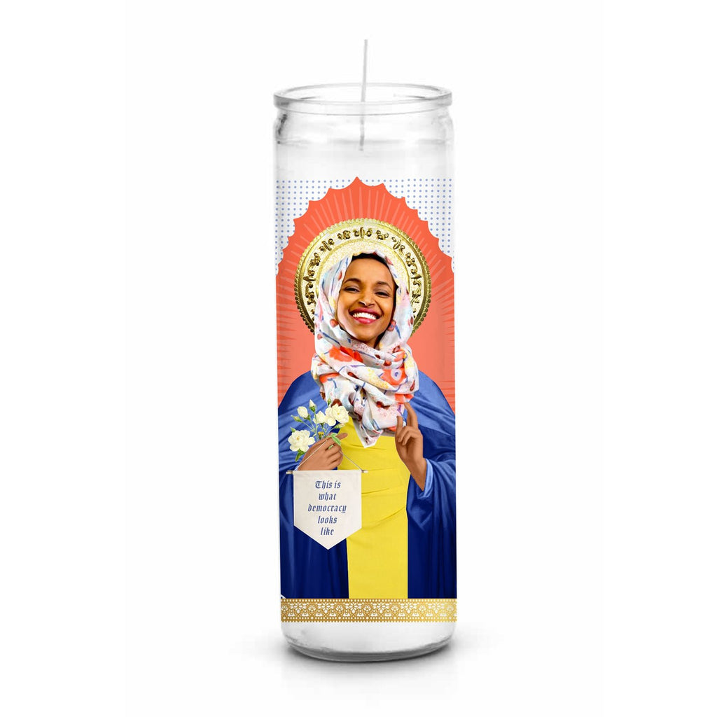 Ilhan Omar Candle