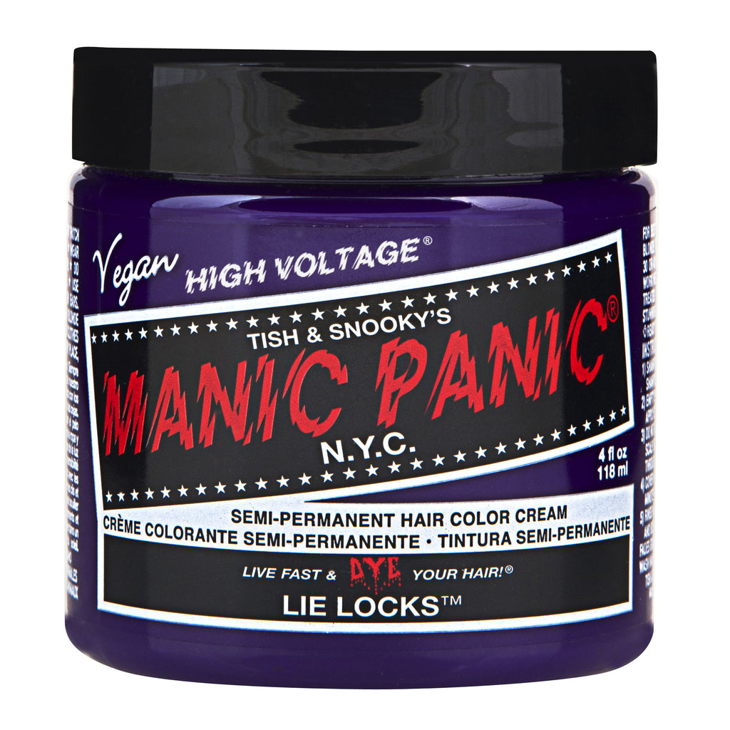 Lie Locks - Manic Panic