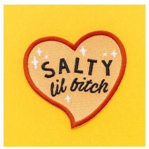 Salty Lil' Bitch Patch