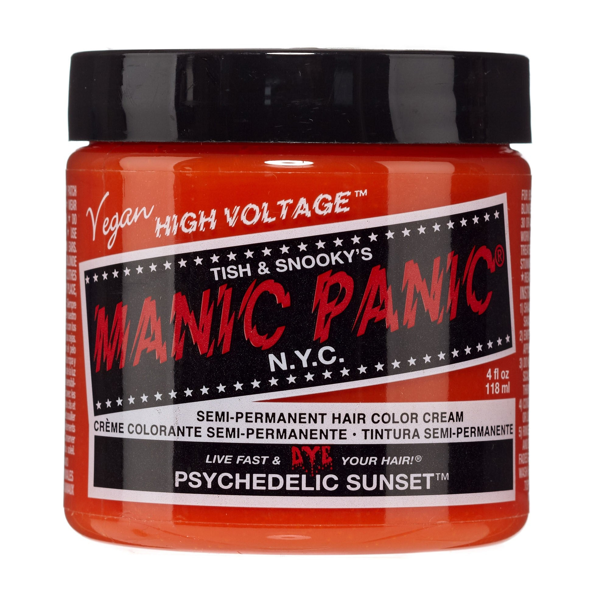 Psychedelic Sunset - Manic Panic