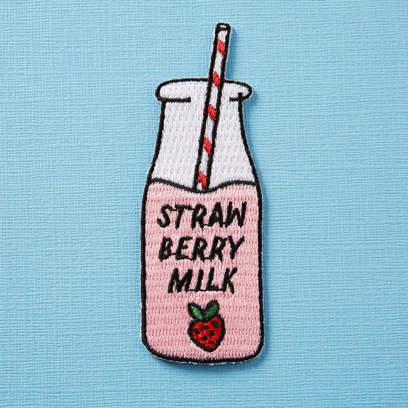 Strawberry Milk Patch