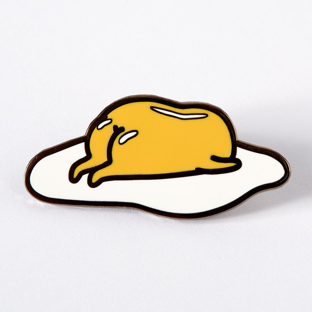 Gudetama Sleepy Pin