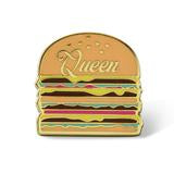 Burger Queen Pin