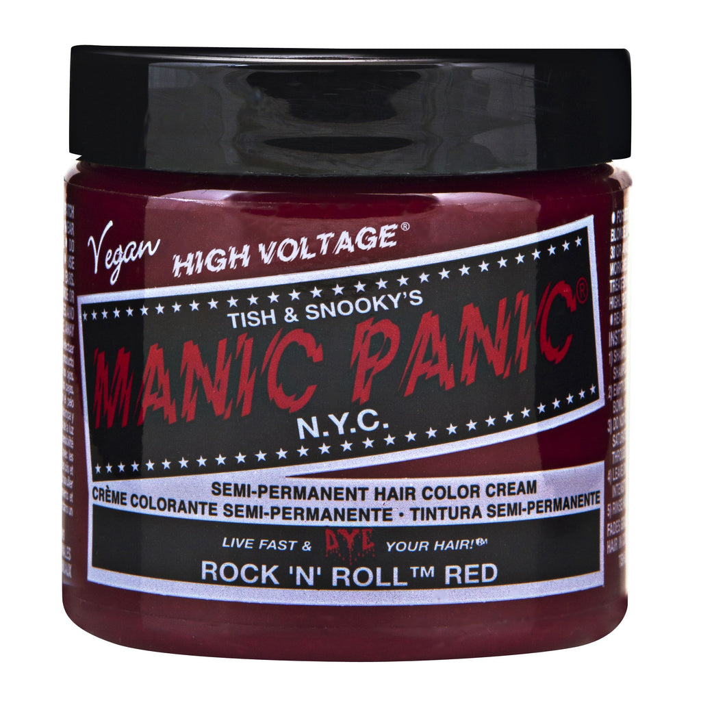 Rock 'N' Roll Red - Manic Panic